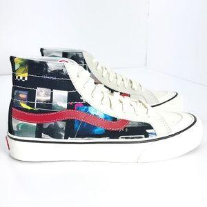 Vans SK-8 Hi Daniel Russo Devon Skate Shoe